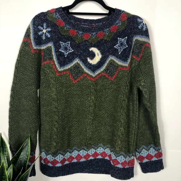 Eagle Eye Sweaters Vintage Knit Sweater